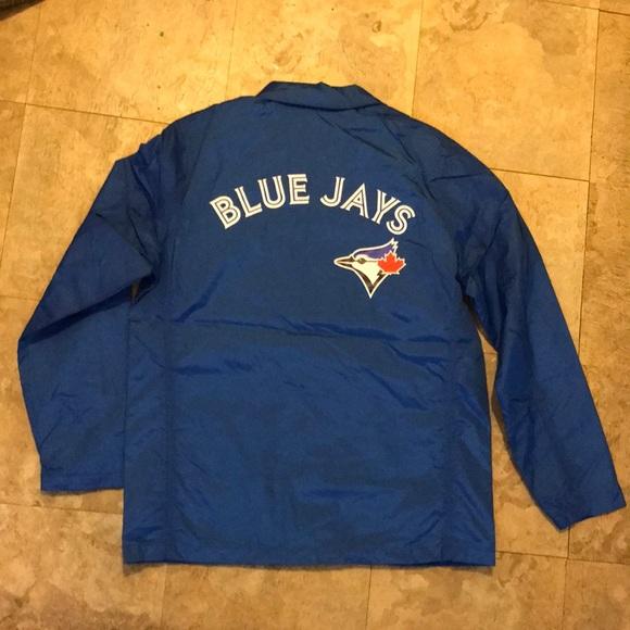 NWT Levi's Toronto Blue Jays jacket